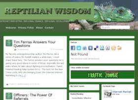 reptilianwisdom.com