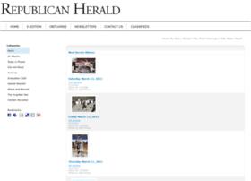 republicanherald.mycapture.com
