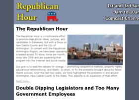 republicanhour.com