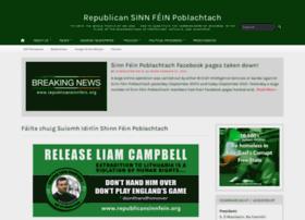 republicansinnfein.org