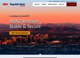 republicbankaz.com