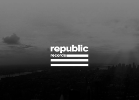 republicrecords.com