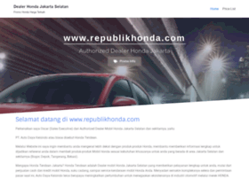 republikhonda.com