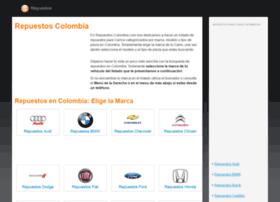 repuestos-colombia.com
