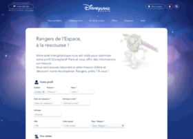 requalif.disneylandparis.com