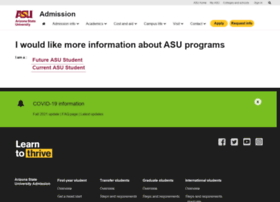 requestinfo.asu.edu