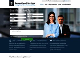 requestlegalservices.com