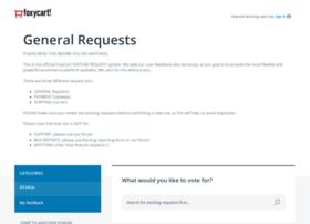 requests.foxycart.com