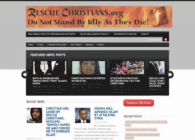 rescuechristians.org