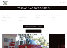 rescuefiredepartment.org
