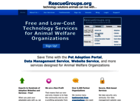 rescuegroups.org