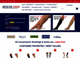rescuelegs.com