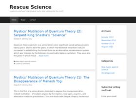 rescuescience.scienceblog.com