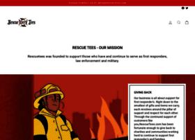 rescuetees.com