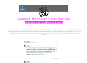 rescuewithoutboundaries.org