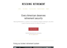 rescuingretirement.org