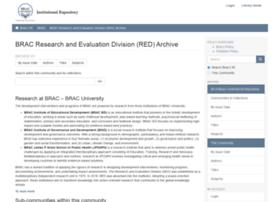 research.brac.net
