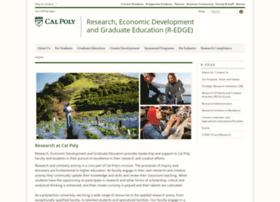 research.calpoly.edu