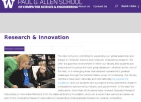 research.cs.washington.edu