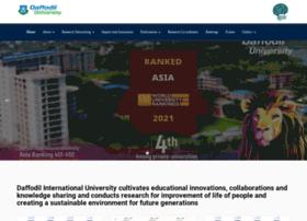 research.daffodilvarsity.edu.bd