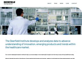 research.deerfield.com