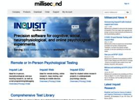 research.millisecond.com