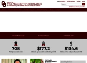 research.ouhsc.edu