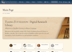 research.tsadra.org