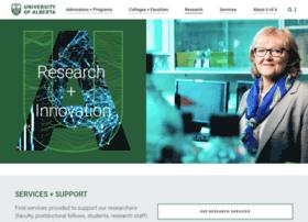 research.ualberta.ca
