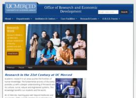 research.ucmerced.edu