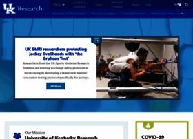 research.uky.edu