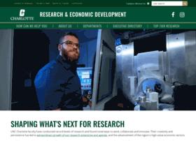 research.uncc.edu