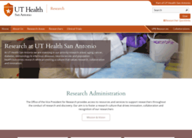 research.uthscsa.edu