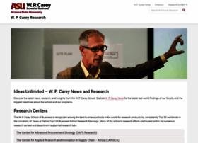 research.wpcarey.asu.edu