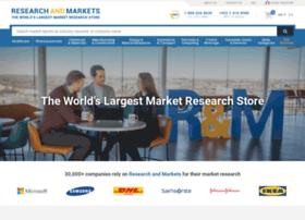 researchandmarket.com