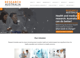 researchaustralia.org