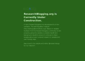 researchblogging.com