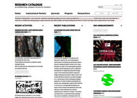 researchcatalogue.net