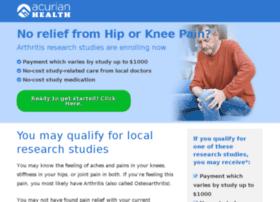 researchforarthritis.com