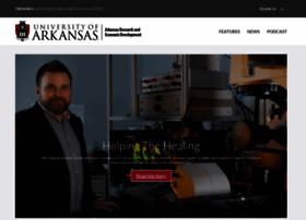 researchfrontiers.uark.edu