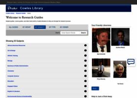 researchguides.drake.edu