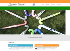 researchhockey.com