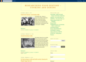 researchingfoodhistory.blogspot.com