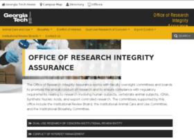 researchintegrity.gatech.edu