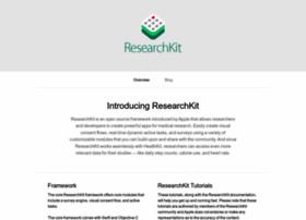 researchkit.github.io