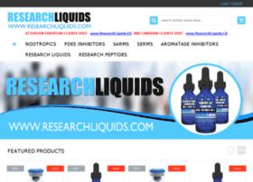researchliquids.com