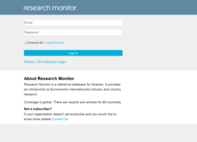 researchmonitor.euromonitor.com