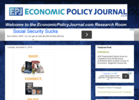 researchroom.economicpolicyjournal.com