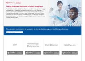 researchscholars.gilead.com