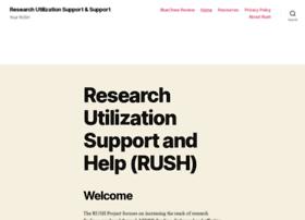researchutilization.org